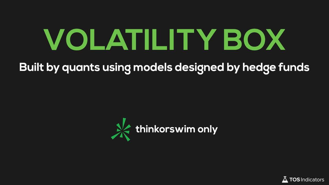 TOS Indicators – Premium ThinkorSwim Indicators By Data