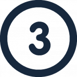 three-blue