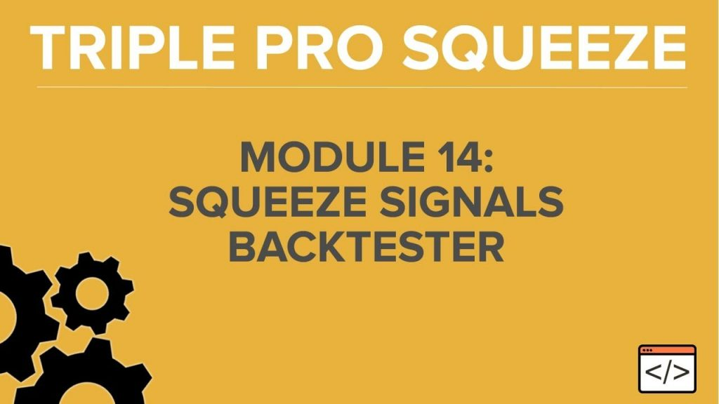 Squeeze Signals Backtester